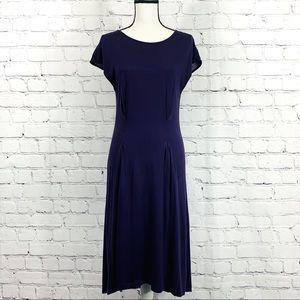 GF by Geren Ford Purple Dress Sz. M